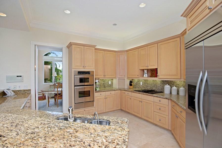 Real Estate Photography - 3231 Tidegate Circle, Jupiter, FL, 33477 - Kitchen