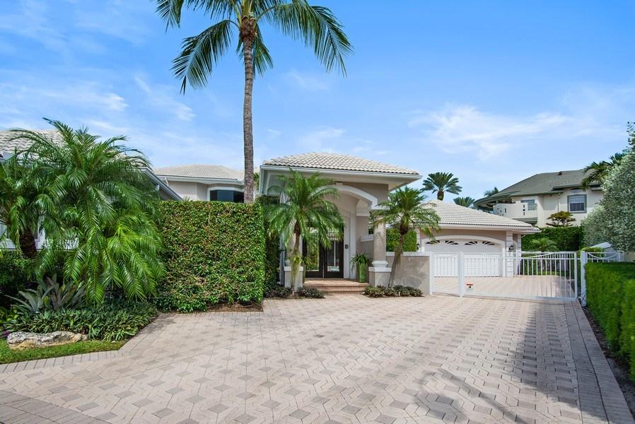 Real Estate Photography - 3231 Tidegate Circle, Jupiter, FL, 33477 - Front View