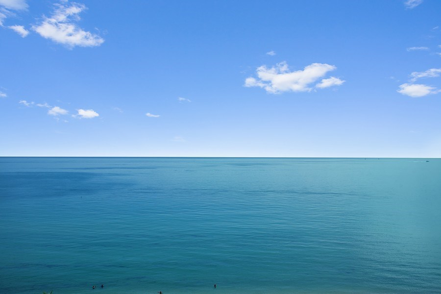 Real Estate Photography - 6899 Collins Avenue, #905, Miami, FL, 33141 - Ocean View