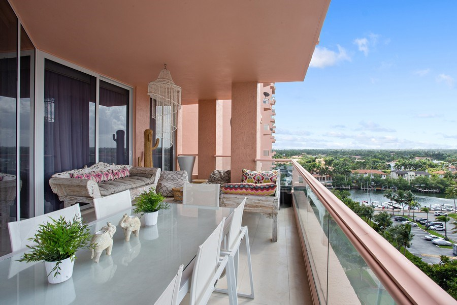 Real Estate Photography - 60 Edgewater Drive, Miami, FL, 33133 - View