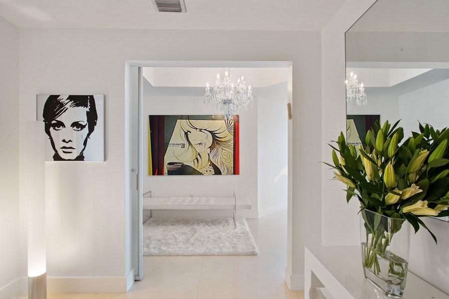 Real Estate Photography - 60 Edgewater Drive, Miami, FL, 33133 - Foyer