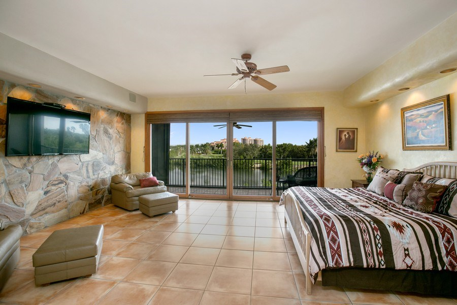 Real Estate Photography - 6018 Paradise Point Drive, Palmetto Bay, FL, 33157 - Master Bedroom