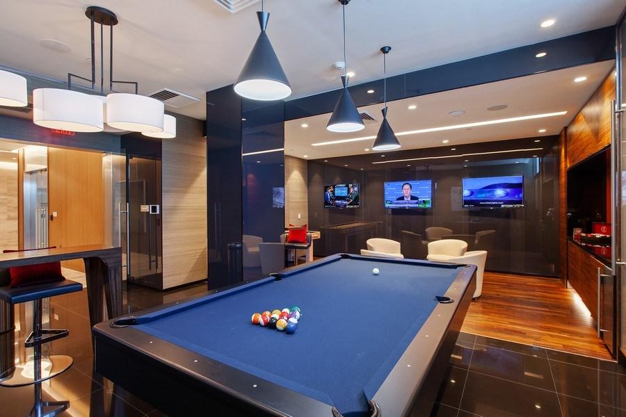 Real Estate Photography - 701 N. Ft. Lauderdale Beach Blvd. #1201, Fort Lauderdale, FL, 33304 - Gameroom