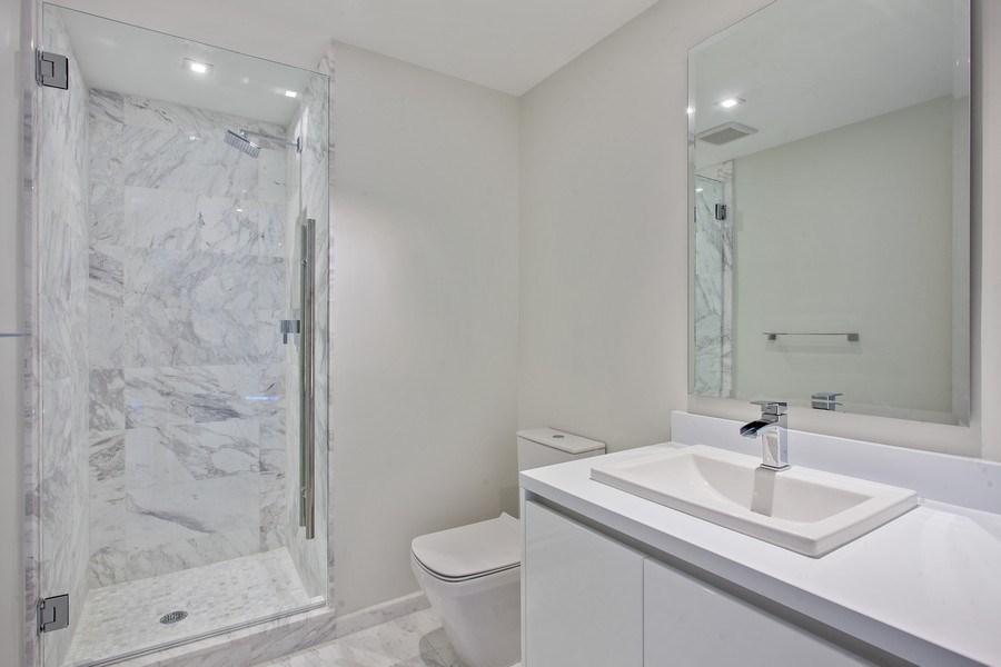 Real Estate Photography - 701 N. Ft. Lauderdale Beach Blvd. #1201, Fort Lauderdale, FL, 33304 - Bathroom