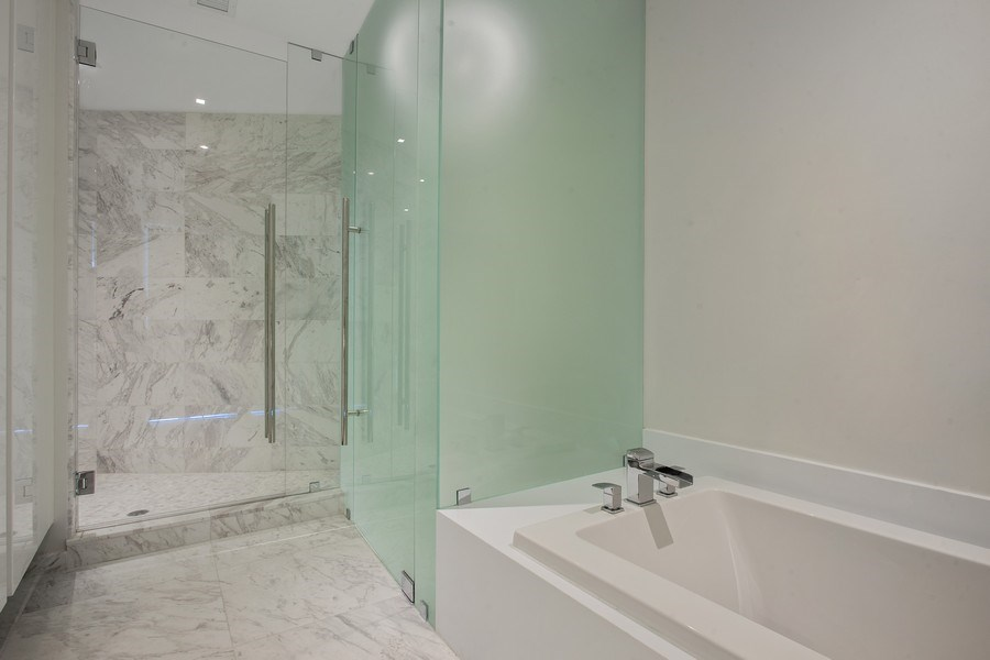 Real Estate Photography - 701 N. Ft. Lauderdale Beach Blvd. #1201, Fort Lauderdale, FL, 33304 - 2nd Bathroom