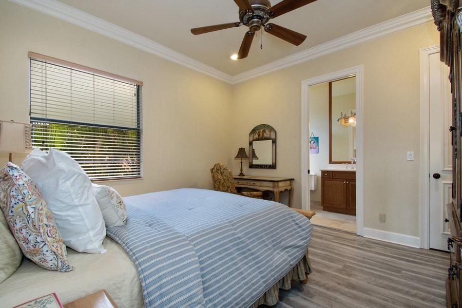 Real Estate Photography - 17947 Lake Azure Way, Boca Raton, FL, 33496 - 4th Bedroom