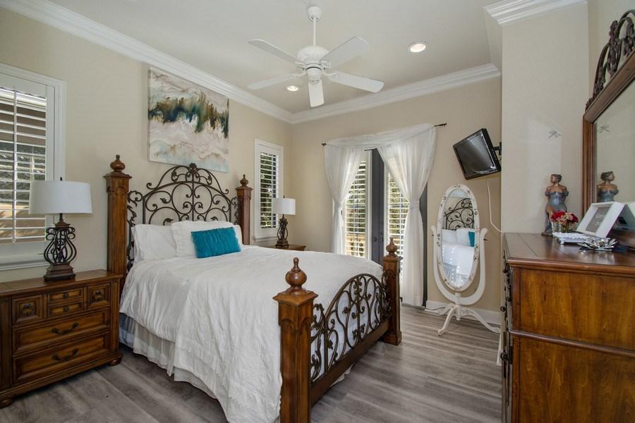 Real Estate Photography - 17947 Lake Azure Way, Boca Raton, FL, 33496 - Bedroom
