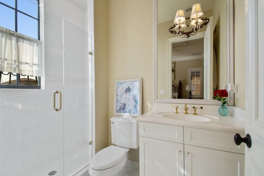 Real Estate Photography - 17947 Lake Azure Way, Boca Raton, FL, 33496 - Bathroom
