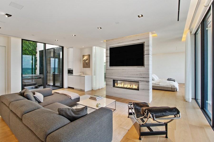 Real Estate Photography - 3715 S. Ocean Blvd., Highland Beach, FL, 33487 - Master Bedroom