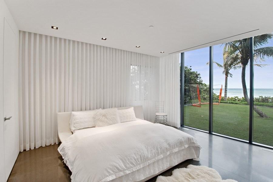 Real Estate Photography - 3715 S. Ocean Blvd., Highland Beach, FL, 33487 - Guest Room