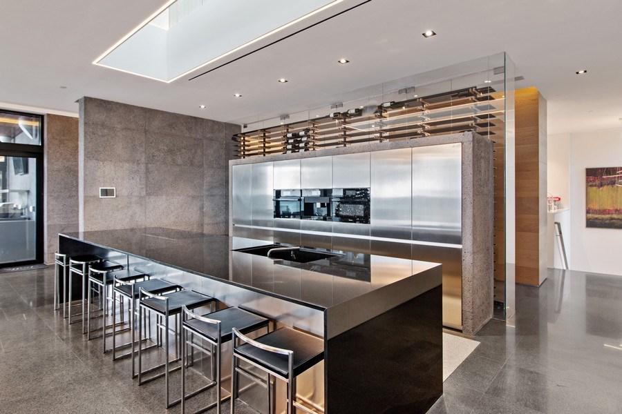 Real Estate Photography - 3715 S. Ocean Blvd., Highland Beach, FL, 33487 - Kitchen