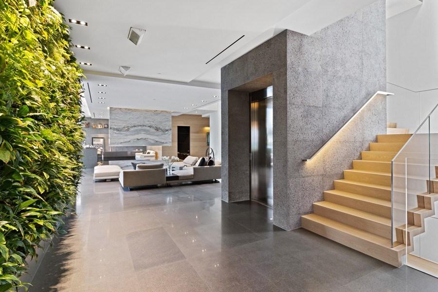 Real Estate Photography - 3715 S. Ocean Blvd., Highland Beach, FL, 33487 - Elevator