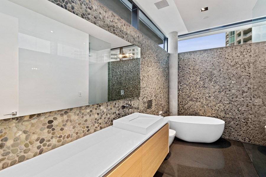 Real Estate Photography - 3715 S. Ocean Blvd., Highland Beach, FL, 33487 - Bathroom