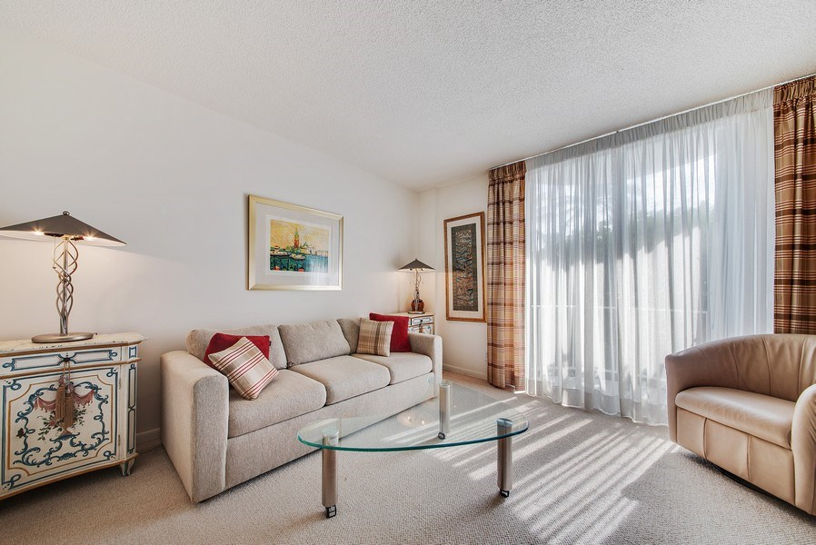Real Estate Photography - 100 Worth Avenue, #220, Palm Beach, FL, 33480 - Bedroom
