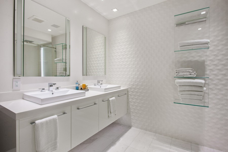 Real Estate Photography - 7445 NW 101st Place, Doral, FL, 33178 - Master Bathroom