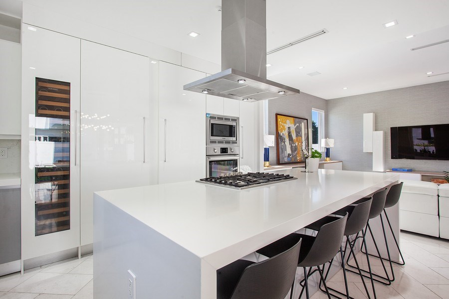 Real Estate Photography - 7445 NW 101st Place, Doral, FL, 33178 - Kitchen
