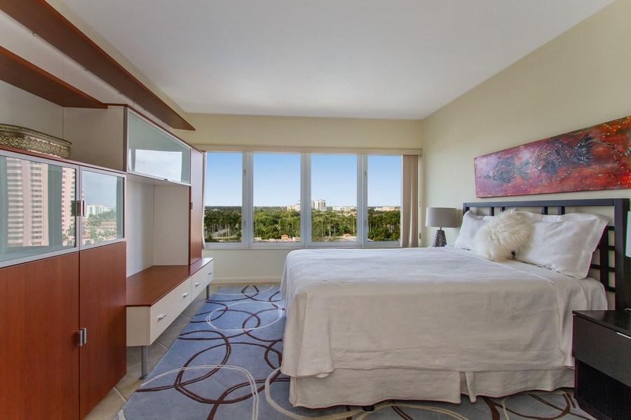 Real Estate Photography - 701 E. Camino Real, #11F, Boca Raton, FL, 33432 - 2nd Bedroom