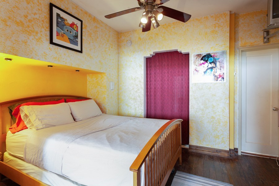 Real Estate Photography - 730 12th Street, #9, Miami Beach, FL, 33139 - Bedroom