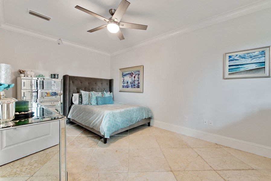 Real Estate Photography - 550 SE Mizner Blvd., #B101, Boca Raton, FL, 33432 - Bedroom