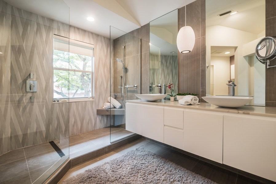 Real Estate Photography - 2147 NW 53rd Street, Boca Raton, FL, 33496 - Master Bathroom
