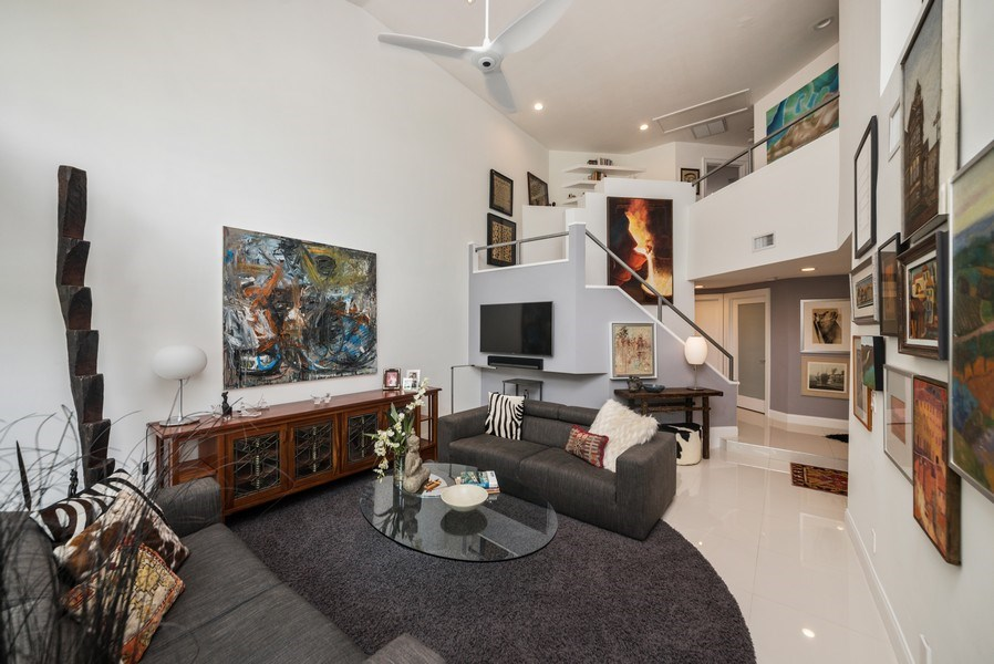 Real Estate Photography - 2147 NW 53rd Street, Boca Raton, FL, 33496 - Living Room