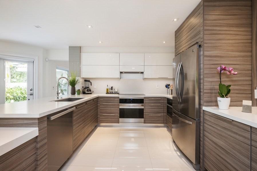 Real Estate Photography - 2147 NW 53rd Street, Boca Raton, FL, 33496 - Kitchen