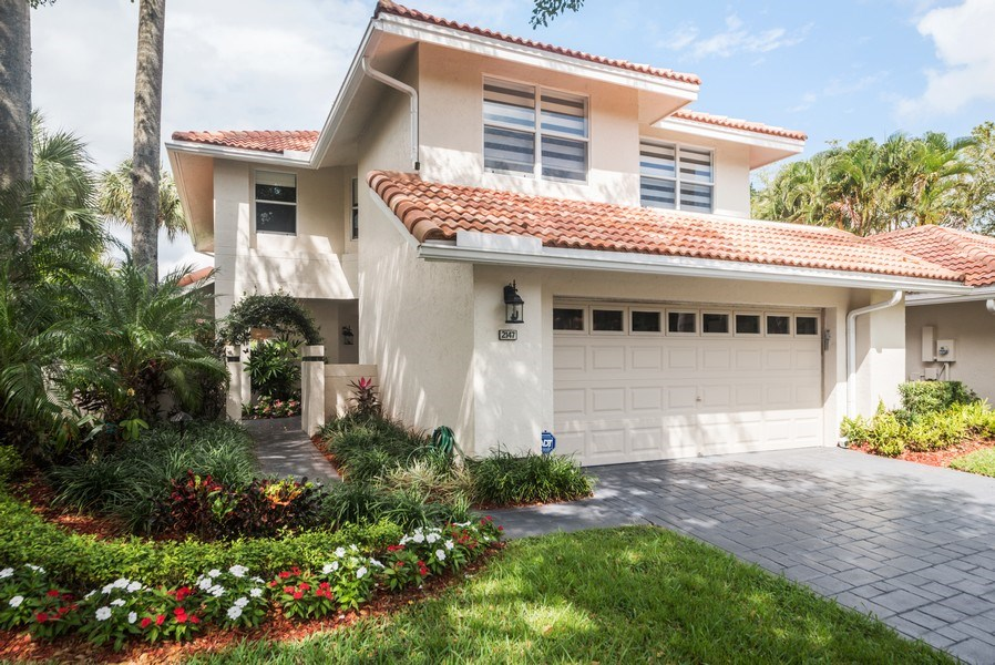 Real Estate Photography - 2147 NW 53rd Street, Boca Raton, FL, 33496 - Front View