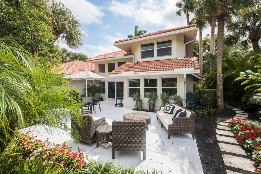 Real Estate Photography - 2147 NW 53rd Street, Boca Raton, FL, 33496 - Rear View