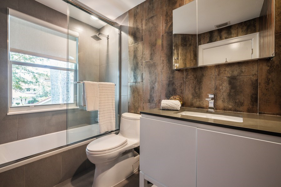 Real Estate Photography - 2147 NW 53rd Street, Boca Raton, FL, 33496 - Bathroom