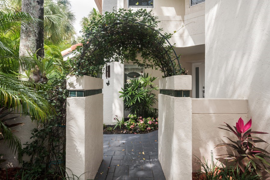 Real Estate Photography - 2147 NW 53rd Street, Boca Raton, FL, 33496 - Entryway