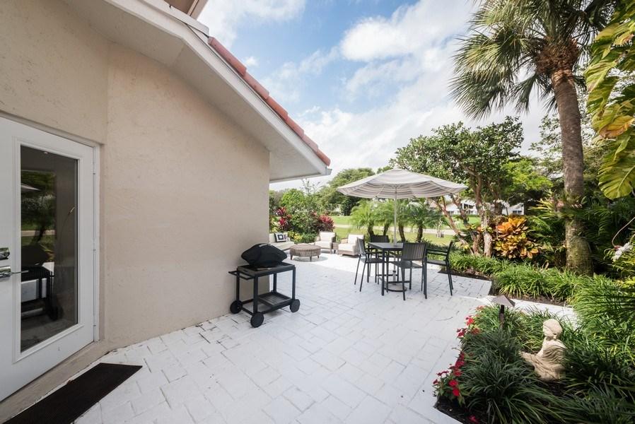 Real Estate Photography - 2147 NW 53rd Street, Boca Raton, FL, 33496 - Patio