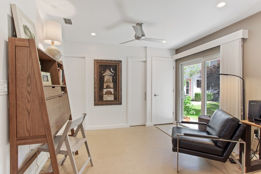 Real Estate Photography - 1124 Seminole Drive, #2A, Fort Lauderdale, FL, 33304 - Bedroom