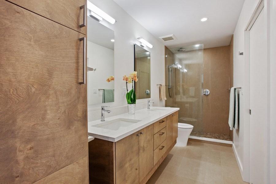 Real Estate Photography - 1124 Seminole Drive, #2A, Fort Lauderdale, FL, 33304 - Bathroom
