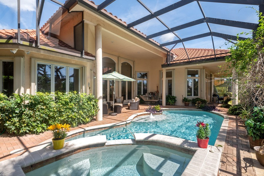 Real Estate Photography - 10467 Stonebridge Blvd., Boca Raton, FL, 33498 - Pool