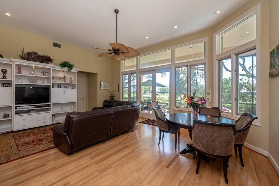 Real Estate Photography - 10467 Stonebridge Blvd., Boca Raton, FL, 33498 - Family Room
