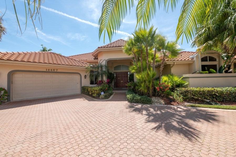 Real Estate Photography - 10467 Stonebridge Blvd., Boca Raton, FL, 33498 - Front View