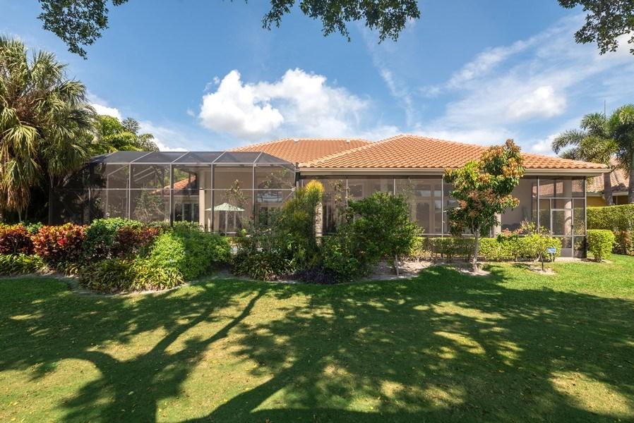 Real Estate Photography - 10467 Stonebridge Blvd., Boca Raton, FL, 33498 - Rear View