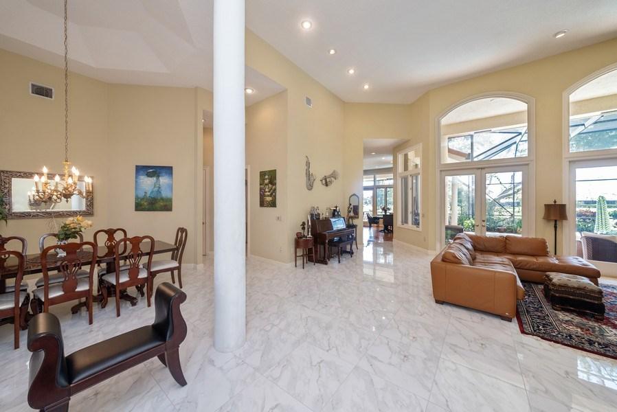 Real Estate Photography - 10467 Stonebridge Blvd., Boca Raton, FL, 33498 - Entryway