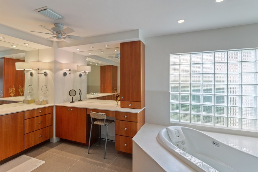 Real Estate Photography - 4508 Bocaire Blvd., Boca Raton, FL, 33487 - Master Bathroom