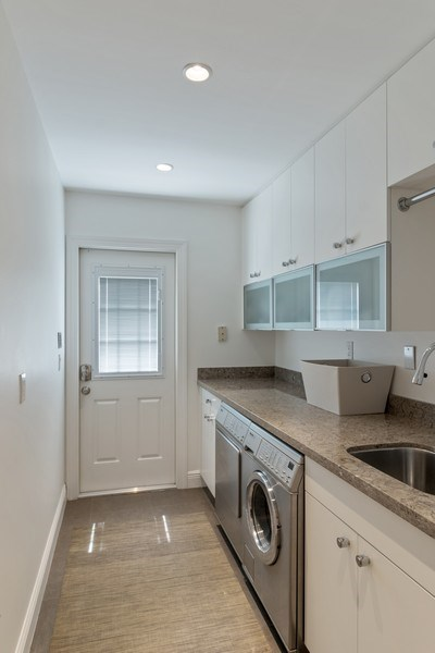 Real Estate Photography - 4508 Bocaire Blvd., Boca Raton, FL, 33487 - Laundry Room