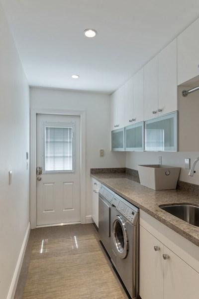 Real Estate Photography - 4508 Bocaire Blvd., Boca Raton, FL, 33487 - Laundry Room