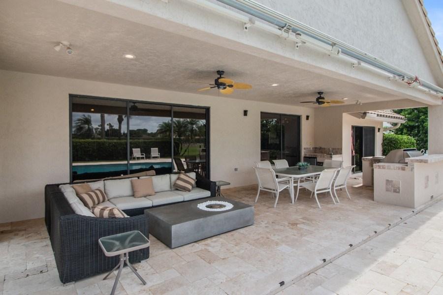 Real Estate Photography - 4508 Bocaire Blvd., Boca Raton, FL, 33487 - Patio