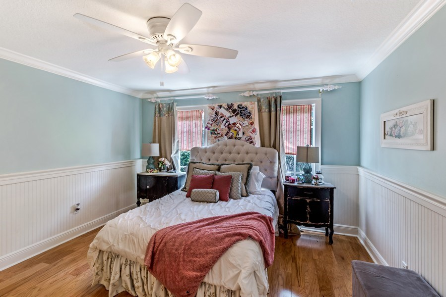 Real Estate Photography - 2425 Greenbriar Drive, Delray Beach, FL, 33445 - 2nd Bedroom
