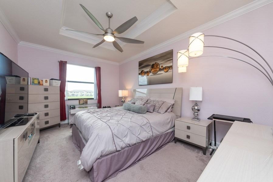 Real Estate Photography - 13045 Anthorne Lane, Boynton Beach, FL, 33436 - Master Bedroom