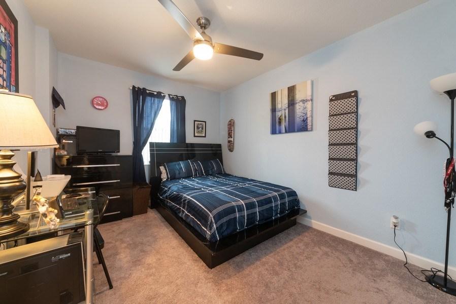 Real Estate Photography - 13045 Anthorne Lane, Boynton Beach, FL, 33436 - 2nd Bedroom