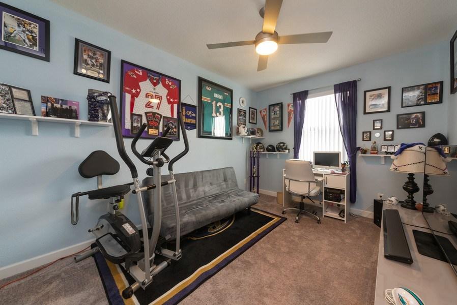 Real Estate Photography - 13045 Anthorne Lane, Boynton Beach, FL, 33436 - 3rd Bedroom