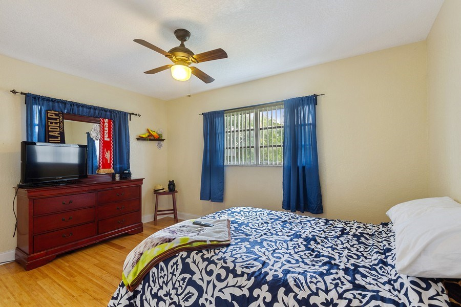 Real Estate Photography - 1199 NE 4th Avenue, Boca Raton, FL, 33432 - 2nd Bedroom