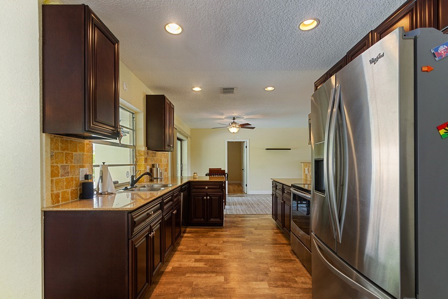 Real Estate Photography - 1199 NE 4th Avenue, Boca Raton, FL, 33432 - Kitchen