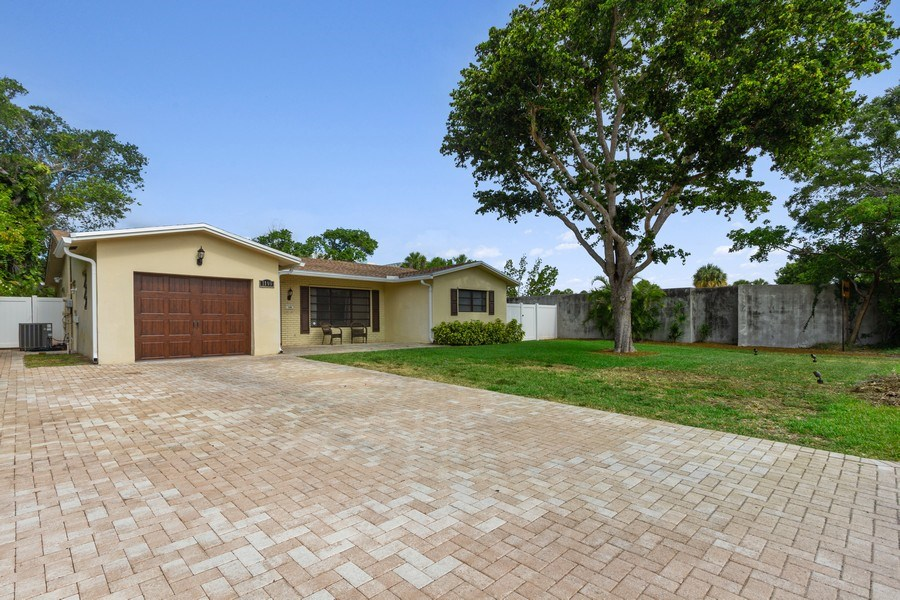 Real Estate Photography - 1199 NE 4th Avenue, Boca Raton, FL, 33432 - Front View