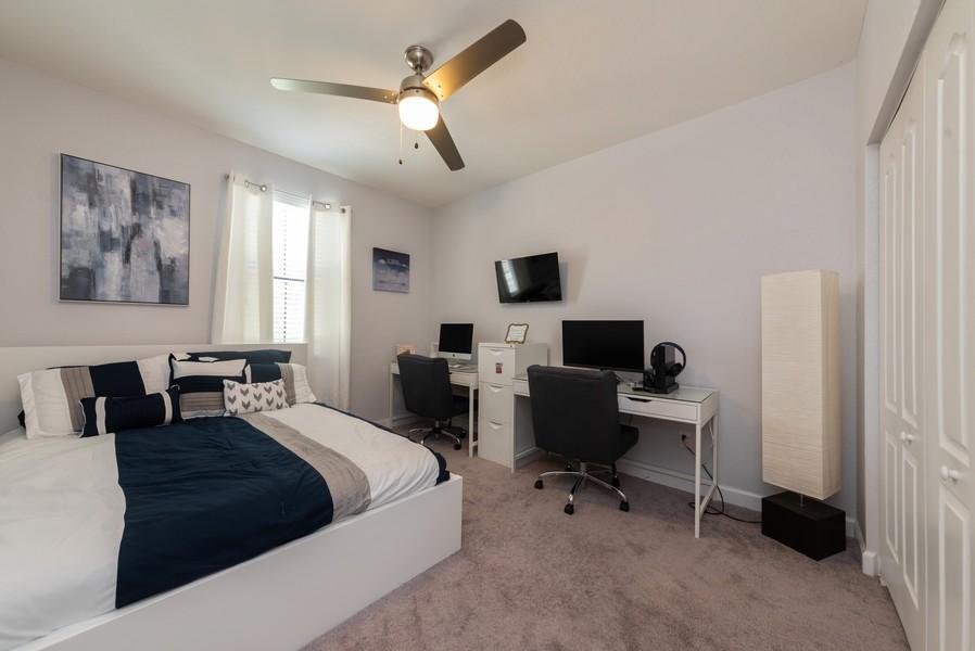 Real Estate Photography - 13010 Anthorne Lane, Boynton Beach, FL, 33436 - 2nd Bedroom